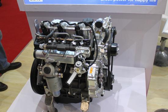 3M78多缸非道路国四柴油机