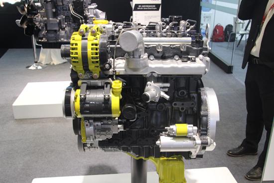 RA428柴油机
