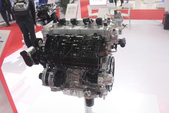 LJ4A15Q发动机