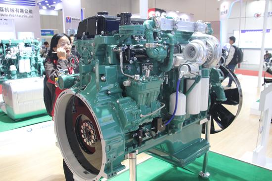 6DM2-E6柴油机