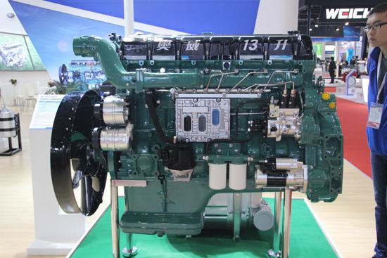 6DM3-E6柴油机