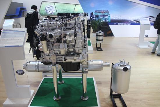 CA4DD-E6柴油机