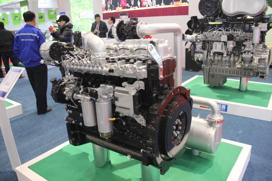 YCA07P280-T400柴油机