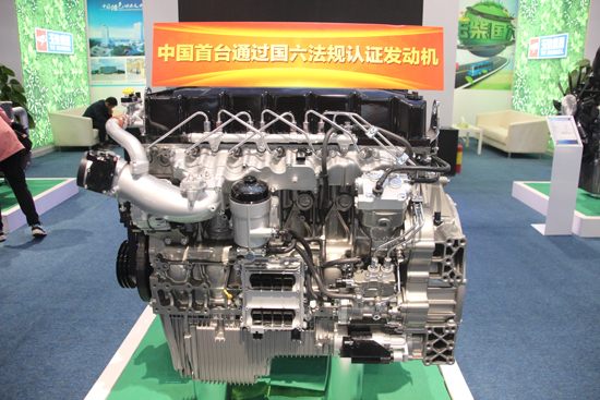 YCK08柴油机