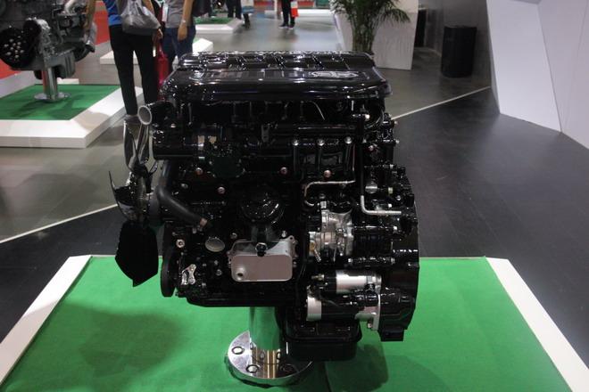 CA4DB-E6系列柴油机