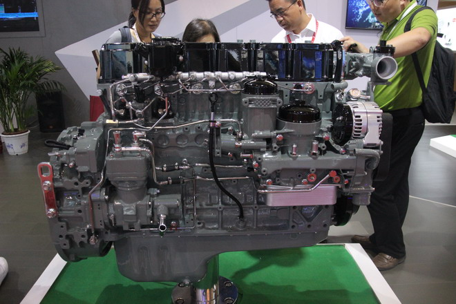 CA6DK-E6系列柴油机