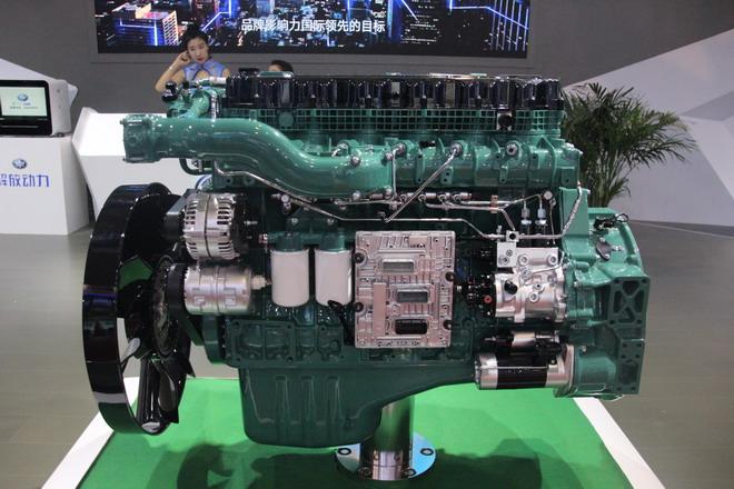 CA6DL6-E6系列柴油机