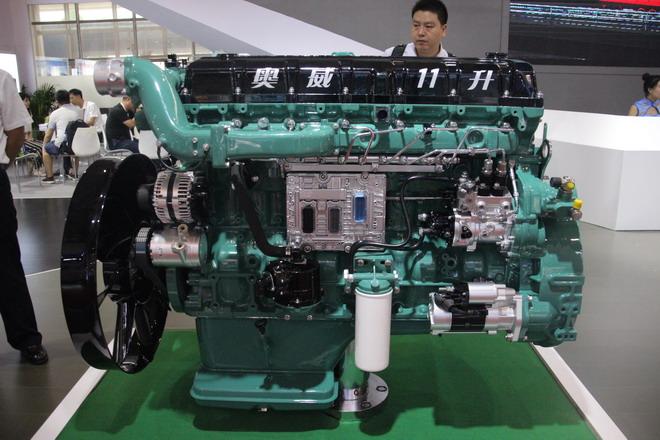 CA6DM2-E6系列柴油机