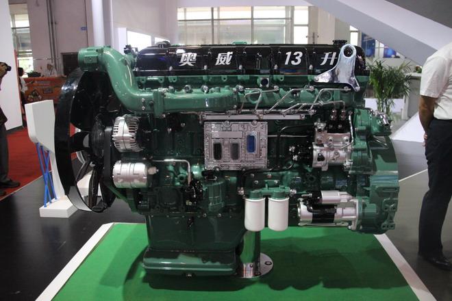 CA6DM3-E6系列柴油机