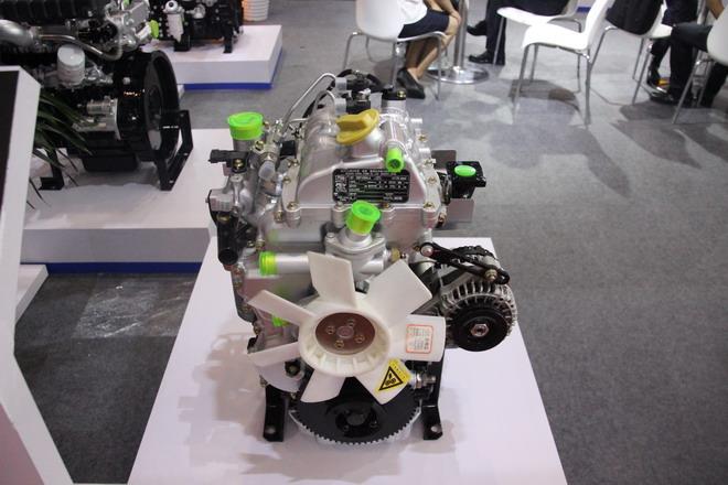 DEF10系列发动机