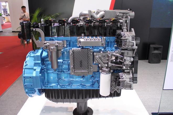 WP7NG系列气体发动机