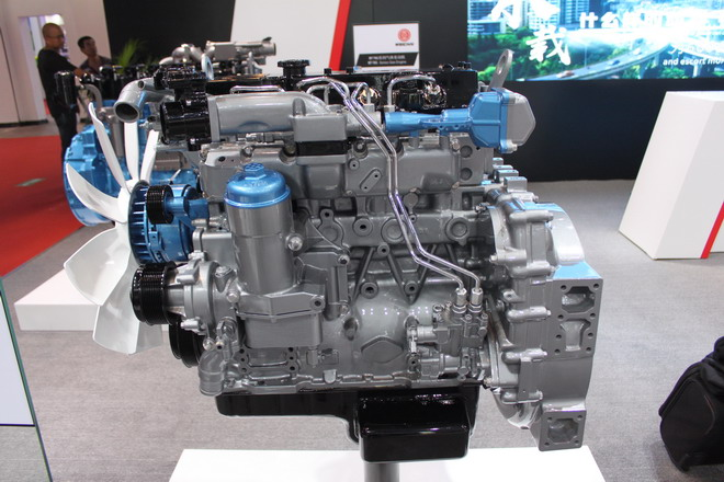 WP4.1N/4.6N系列柴油机