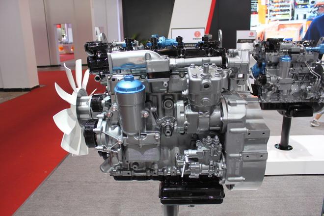 WP4N系列柴油机