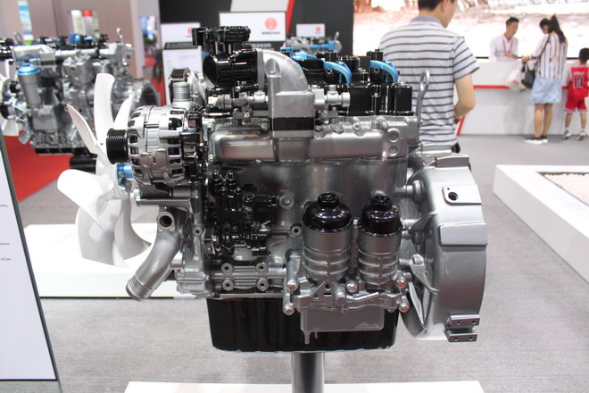 WP2.3N系列柴油机