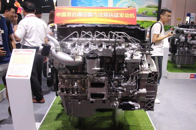 YCK08系列柴油机