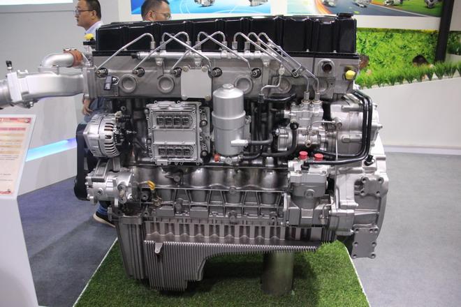 YCK11系列柴油机