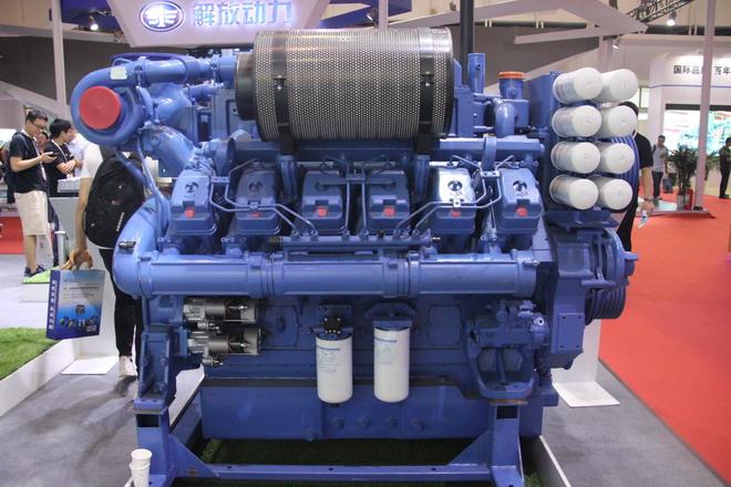 YC12VTD系列发动机