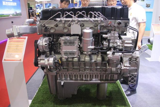 YCK09系列柴油机