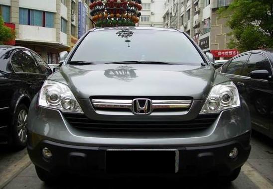 本田cr-v越野车