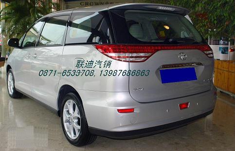 丰田大霸王2.4豪华版商务车