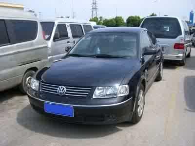 车名 05款帕萨特1.8t. 车型 轿车 产地 高清图片