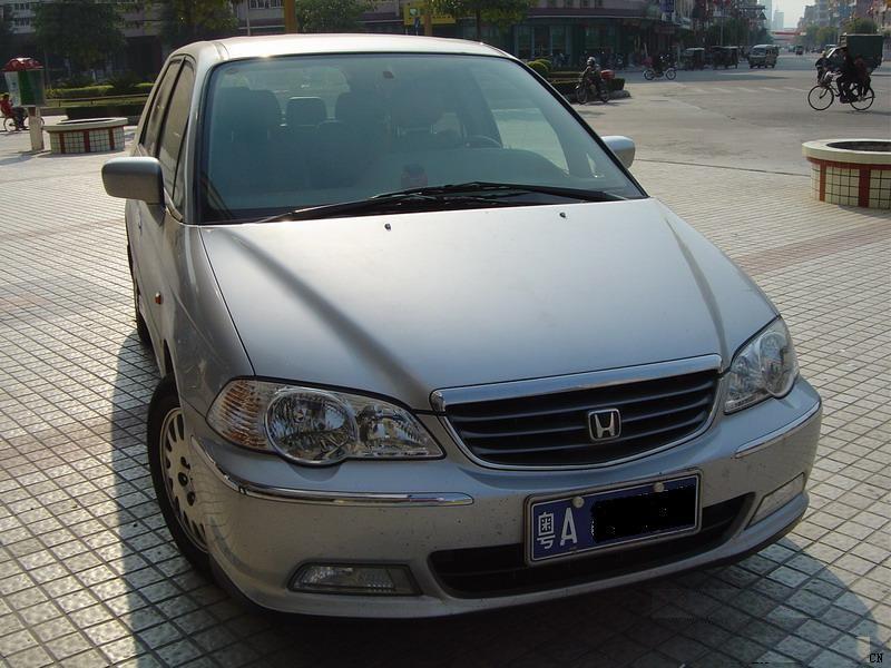出售广本奥德赛2.4豪华版商务车