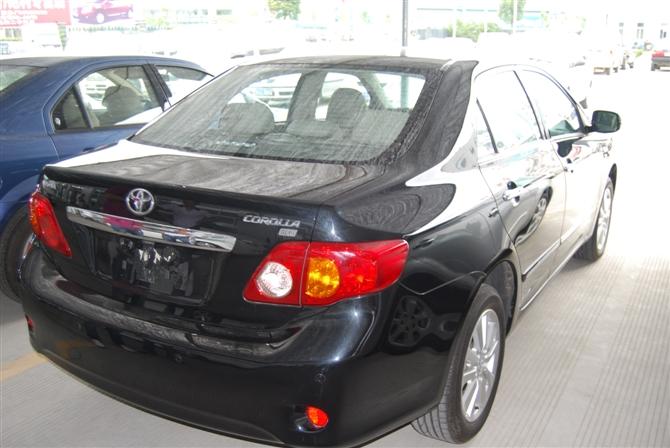 05 丰田卡罗拉1