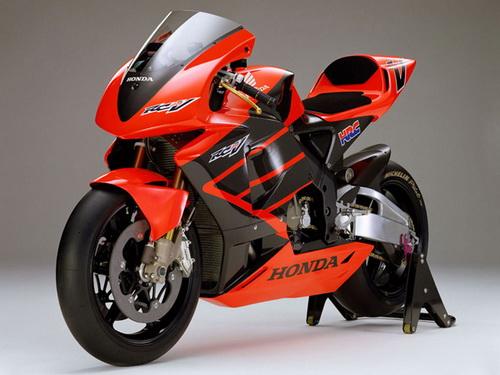 motogp honda v5引擎 挑战难度的惊世之作