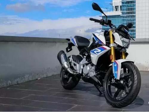国际新闻      2015 年宝马也推出了自己首款小排量摩托车 g310r,预计