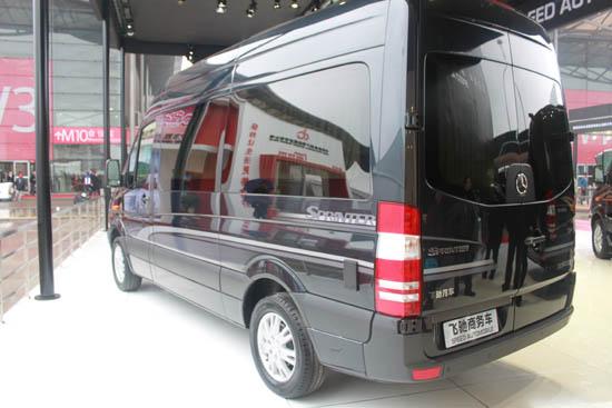 2013上海国际汽车展-企业-镇江飞驰商务车有限公司