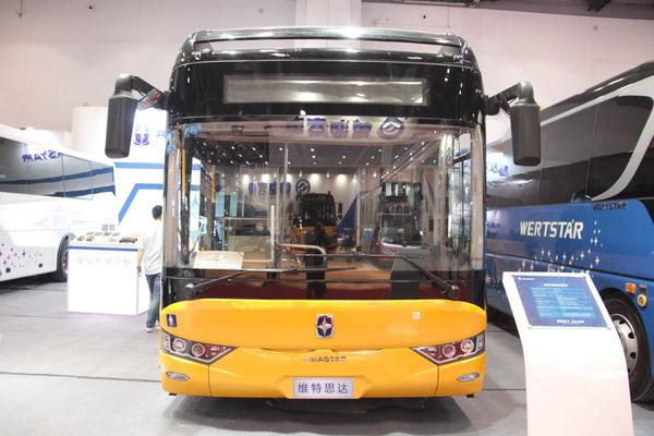 2014北京交通道路运输展-其他整车企业-亚星客车