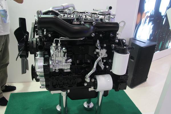 2014第十三届北京国际内燃机及零部件展览会-企业-锡柴