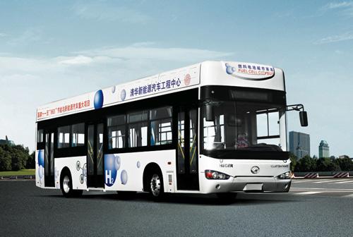 苏州金龙海格燃料电池客车