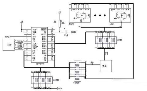 天然气发动机控制系统设计