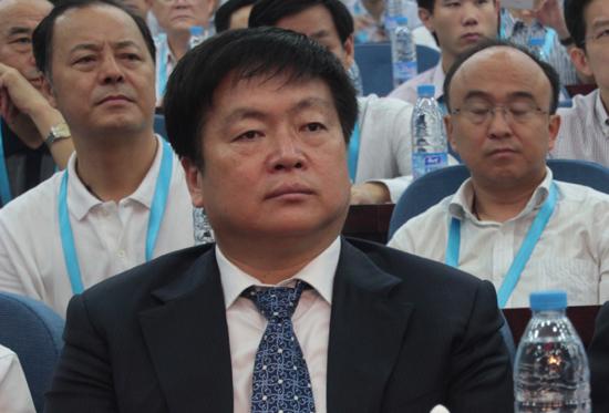 中国农业机械化科学研究院院长 李树君